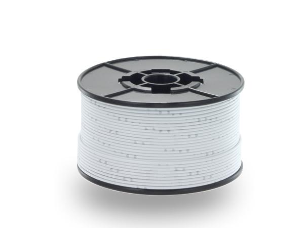 住友電装AVSS0.85sq 100mスプール巻き 白色/AVSS085-100-WH