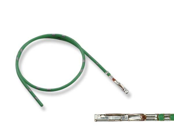 F025-AMP-343-1-CAVS0.3緑色電線付き 人気ブレゼント! 保障 F025-AMP-343-1-CAVS03GRE