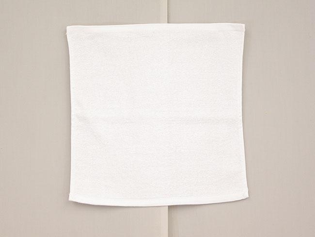 おしぼり 90匁 白平織 約30×30cm 1200枚セット業務用仕様