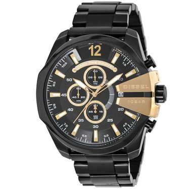DIESEL ディーゼル MEGA CHIEF DZ4338 腕時計