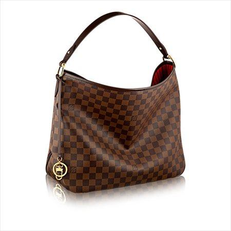 【ルイヴィトン ダミエディライトフルMM】LOUIS VUITTON ハンドバック N41460 【Luxury Brand Selection】