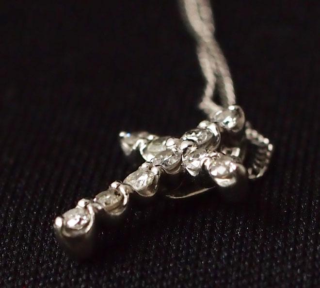 サファイアダイヤモンドリング中古レディースPT90012号S0.48ct/D0.12ct5.3gプラチナ指輪青ブルーダイアサファイヤ送料無料激安質屋