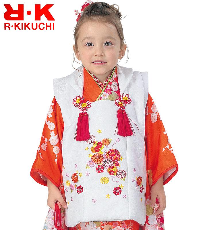 七五三 着物 3歳 女の子 被布セット RK リョウコキクチ ブランド 4 2020年新作 販売 購入