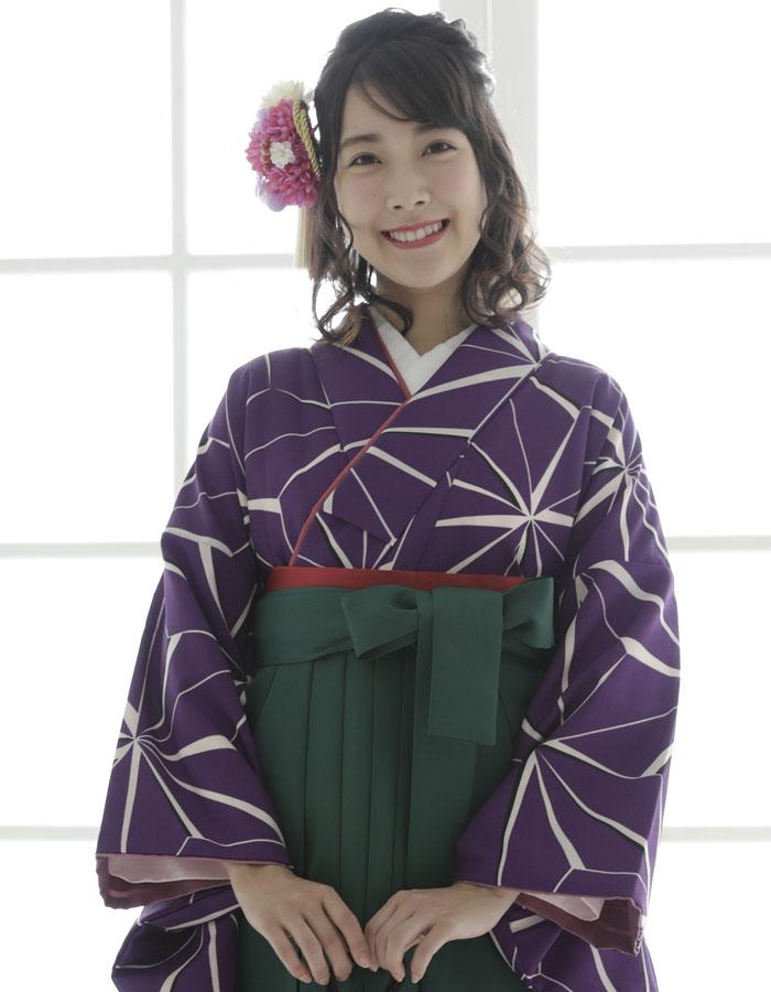 卒業式 袴 袴セット 女 二尺袖着物 ミサヤマ ブランド 袴7点セット 1 大学生 短大生 小学生販売 購入