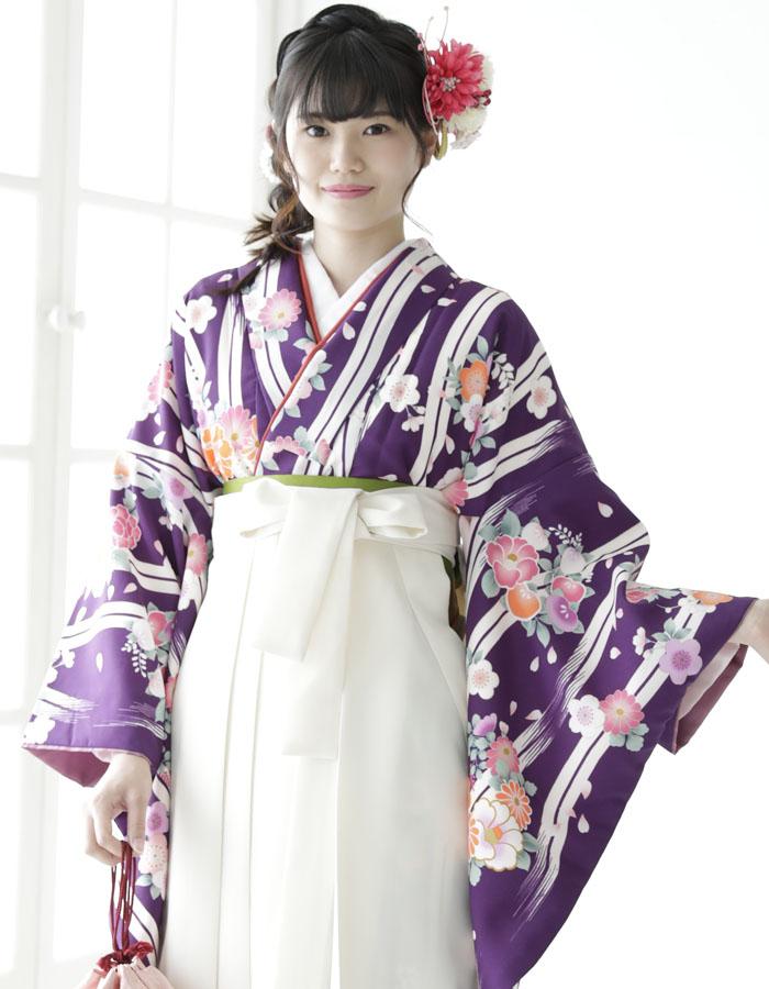 卒業式 袴 袴セット 女 二尺袖着物 ミサヤマ ブランド 袴7点セット 11 大学生 短大生 小学生販売 購入