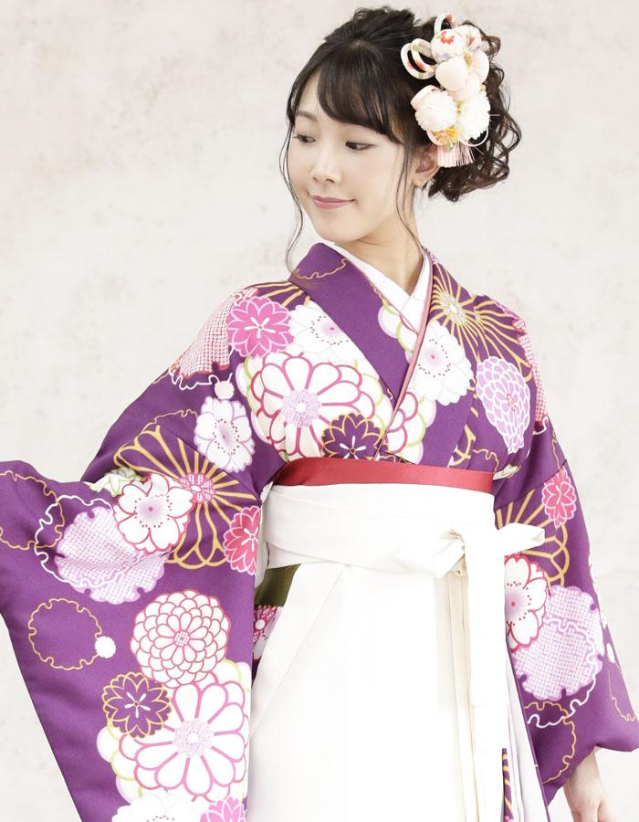 卒業式 袴 袴セット 女 二尺袖着物 ミサヤマ ブランド 袴7点セット 17 大学生 短大生 小学生販売 購入