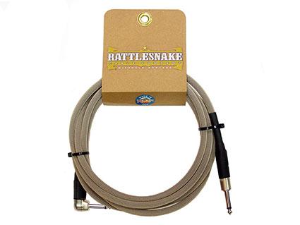 ギターケーブル Rattlesnake Cable Standard Dirty Tweed 10FT SL [送料無料!]【smtb-TK】