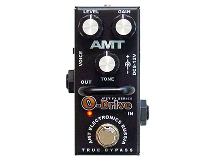 ディストーション AMT Electronics O-Drive mini [送料無料!]【smtb-TK】