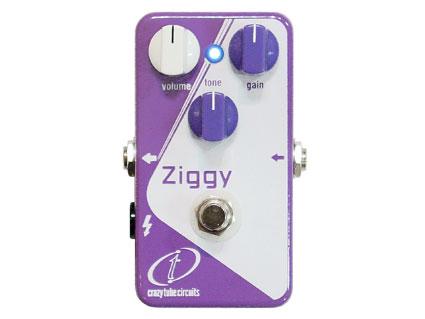 オーバードライブ Crazy Tube Circuits Ziggy [送料無料!]【smtb-TK】