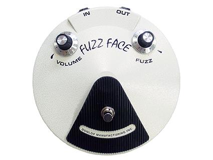 Fuzz Jim Dunlop MOR50F1 Fuzz Face Japan Limited [!]