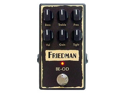 オーバードライブ Friedman BE-OD [送料無料!]【smtb-TK】