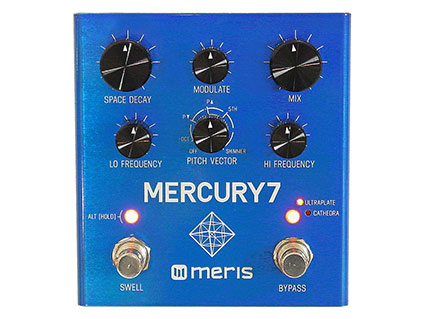 Meris リバーブ Mercury7 [送料無料!]【smtb-TK】 Pedal