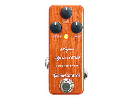 オーバードライブ One Control Super Apricot OD [送料無料!]【smtb-TK】