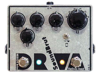 オーバードライブ/ブースター SoundBrut DRVA MK.II [送料無料!]【smtb-TK】