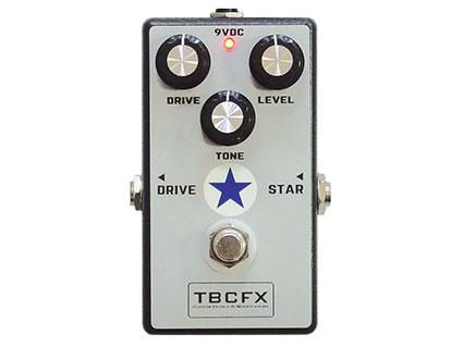 ディストーション TBCFX DRIVESTAR Light Grey [送料無料!]