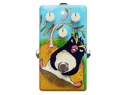ファッション ディストーション TBCFX DRIVE★STAR DRIVE Custom★STAR Custom Hand-Painted by はらっぱgarden『ペンギン』 [送料無料 by!]【smtb-TK】, ラブリービートル:e23e5f7f --- konecti.dominiotemporario.com