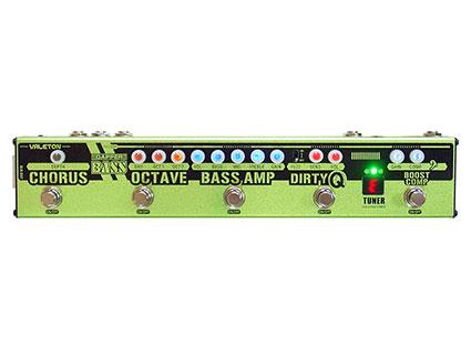 ベース用マルチエフェクター VALETON Dapper Bass [送料無料!]【smtb-TK】