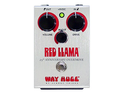 オーバードライブ Way Huge Red Llama 25Th Anniversary [送料無料!]【smtb-TK】