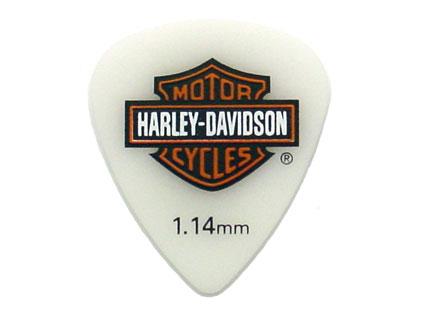기타 픽 HARLEY-DAVIDSON ACETAL 1.14 x12장