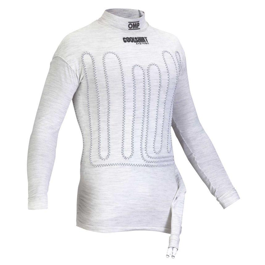 ☆【OMP】FIA Nomexクールシャツ ホワイト オーエムピー