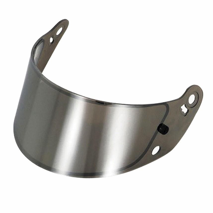 ☆【Bell】Bell 3シリーズヘルメットの交換用バイザー - GP3 / HP3 / RS3 / KF3 Sport SV シルバーミラー