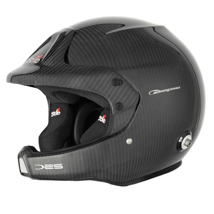 ☆【Stilo】WRC DESカーボンピュアヘルメット ラリー XS~XL スティーロ