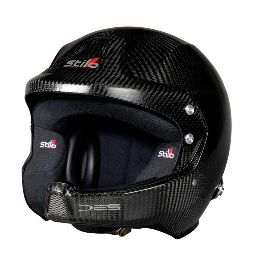 ☆【Stilo】WRC DES 8860カーボンヘルメット ラリー M