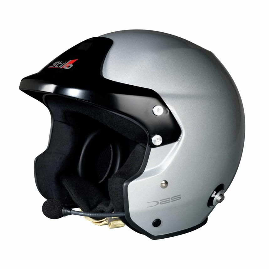 ☆【Stilo】トロフィーDES RALLYヘルメット サイズ XS(54cm)~XXL(63cm) HANS CLIP 無し