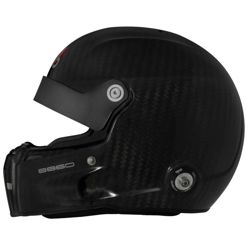 ☆【Stilo】ST5Rカーボンラリー8860ヘルメット サイズ XXL(63cm)