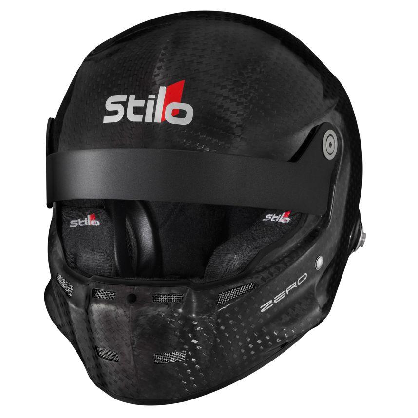 ☆【Stilo】ST5Rゼロ carbon 8860ラリーヘルメット サイズ M(57cm)