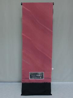 コ-ト 着物用 正絹リバーシブルロングコート地 両面使用できるロングコート地 未仕立 送料無料 X0626-01