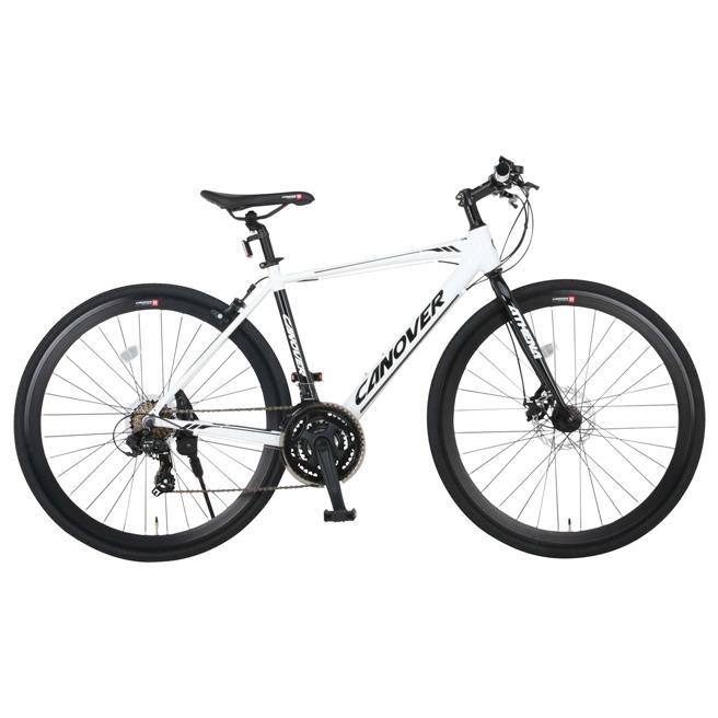 ロードバイク CAC-027-DC ATHENA アテナ 21段変速 700c 自転車 CANOVER カノーバー [直送品]