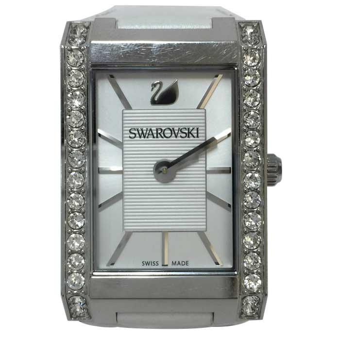 スワロフスキー シトラスクエア 腕時計 クオーツ 1094368【中古】