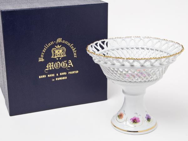MOGA ルーマニア レースバスケット moga-04お茶のふじい・藤井茶舗