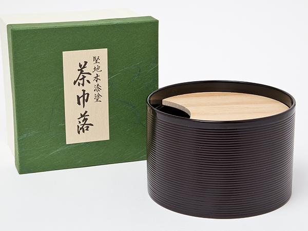 茶巾落し 寸胴 chakin-o-03 お茶のふじい・藤井茶舗