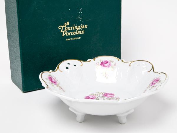 ライヒェンバッハ チューリンゲン 陶磁器 コンポート thuringian-07お茶のふじい・藤井茶舗
