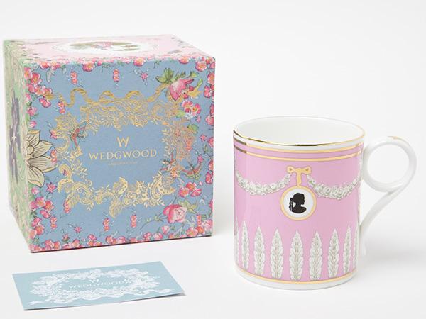 ウェッジウッド マグカップお茶のふじい・藤井茶舗