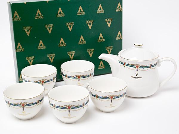 特価キャンペーン ジョバンニ 当店は最高な サービスを提供します バレンチノ 茶器セットお茶のふじい 藤井茶舗