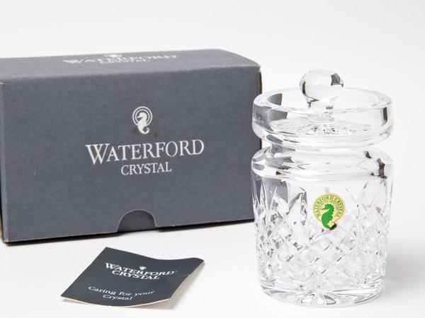 ウォーターフォード クリスタル ハニーポット お茶のふじい・藤井茶舗