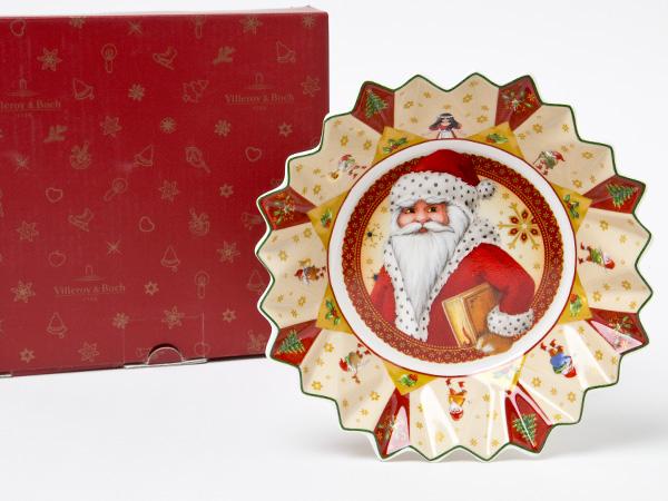 ビレロイ&ボッホ ToysFantasy(トイズファンタジー)クリスマスボウルお茶のふじい・藤井茶舗