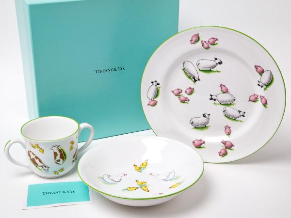 【送料無料】ティファニー FARMファーム ベビー食器セットお茶のふじい・藤井茶舗