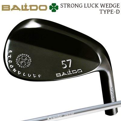 【カスタムモデル】BALDO STRONG LUCK WEDGE TYPE-D K'S Wedge HW120バルド ストロングラックウェッジ タイプD K'S ウェッジ HW120