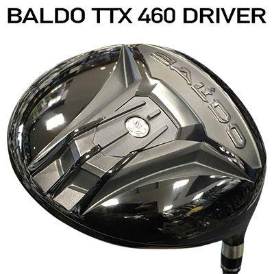 【カスタムモデル】BALDO TTX STRONG LUCK 460 DRIVER HEADバルド TTX ストロングラック460ドライバーヘッド
