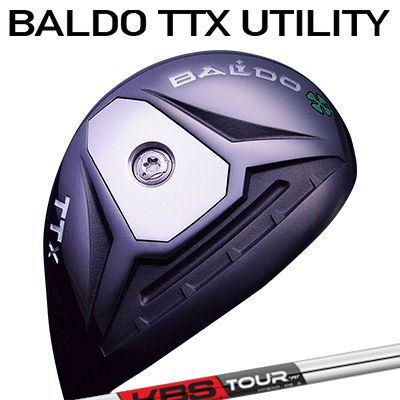 【カスタムモデル】BALDO TTX UTILITY KBS Hybridバルド TTX ユーティリティ KBS ハイブリッド