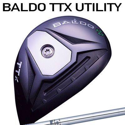 【カスタムモデル】BALDO TTX UTILITY N.S. PRO HYBRIDバルド TTX ユーティリティ NSプロ ハイブリッド