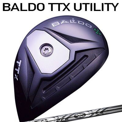 【カスタムモデル】BALDO TTX UTILITY TRPX Utilityバルド TTX ユーティリティ トリプルエックス ユーティリティ