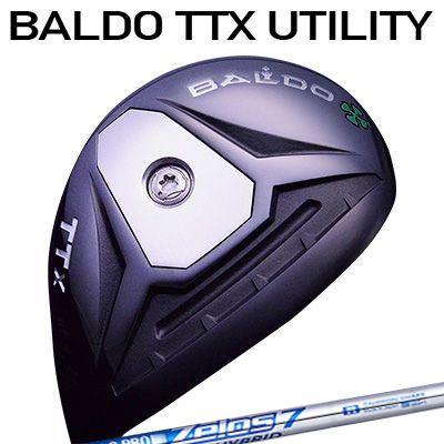 【カスタムモデル】BALDO TTX UTILITY N.S.PRO ZEROS7 HYBRIDバルド TTX ユーティリティ NSプロ ゼロズ7 ハイブリッド