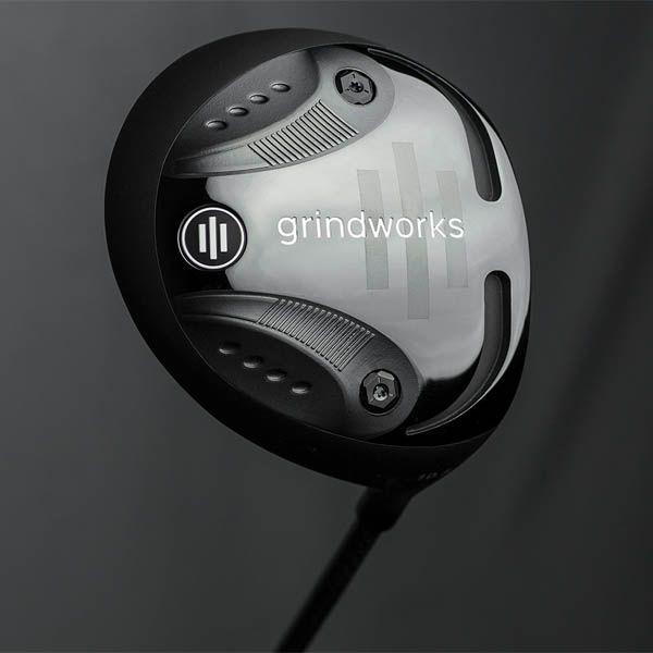 グラインドワークス バリアント ワン ドライバー ヘッドgrindworks VARIANT ONE DRIVER HEAD【リシャフト・グリップ・工賃込・往復送料無料】ヘッドの単品販売は行っていません。