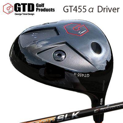【カスタムモデル】GTD 455 Alpha Driver SPEEDER SLKGTD 455アルファ ドライバー スピーダー SLK