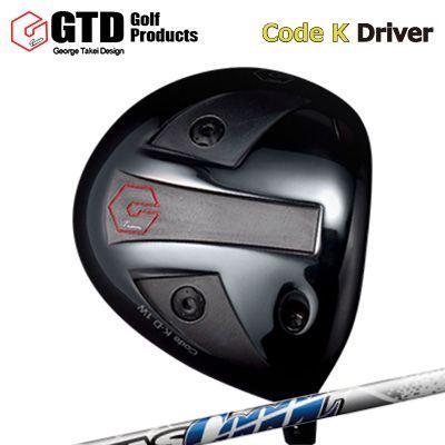 【カスタムモデル】GTD Code K Driver ATTAS COOOLGTD コードK ドライバー アッタス クール